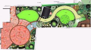 Ashley D Penn CMLI Garden Design